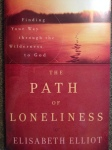 "Cover ""The Path of Loneliness"""